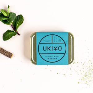 UKIYO licorice and mint