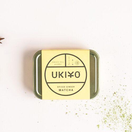 UKIYO spiced ginger