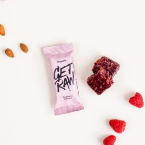 get raw raspberry and almond