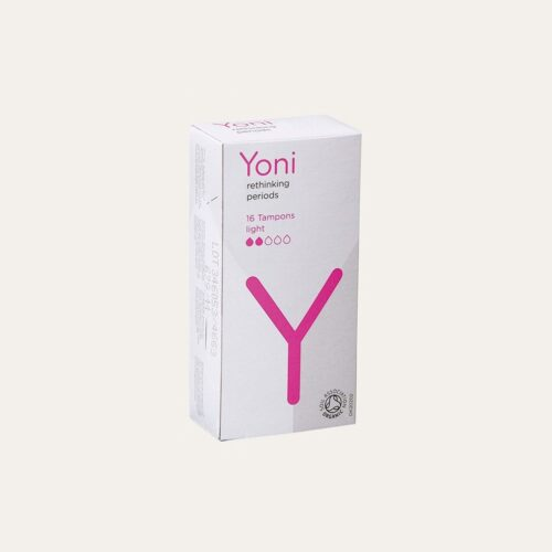Yoni tamponger light