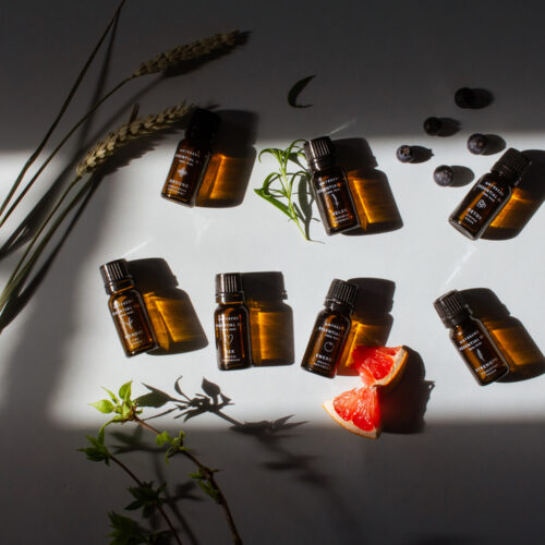 essential oils by myrberg alle