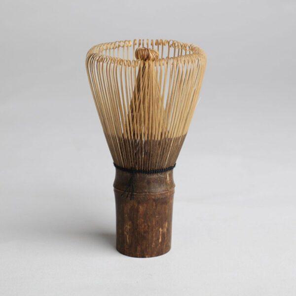 Matchavisp chasen mørk bambus