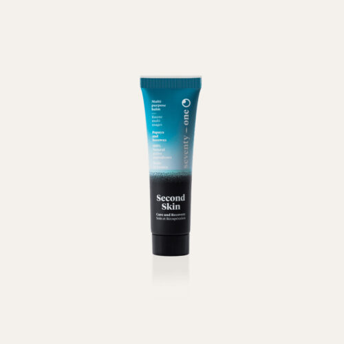 Seventy one second skin anti irritant balm