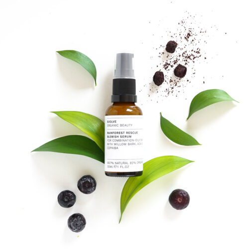 EVOLVE Rainforest blemish serum