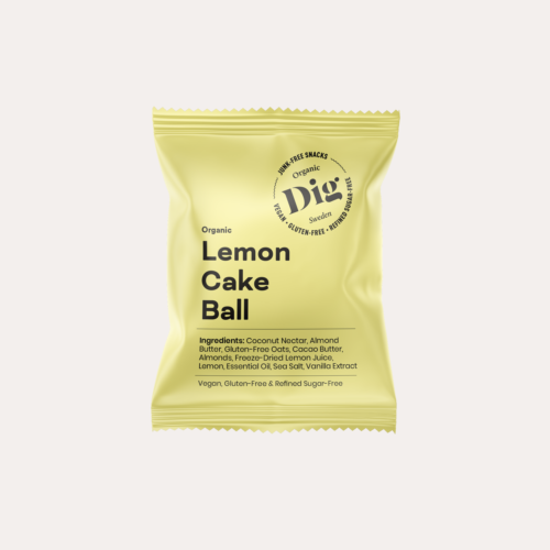 Dig Lemon Ball