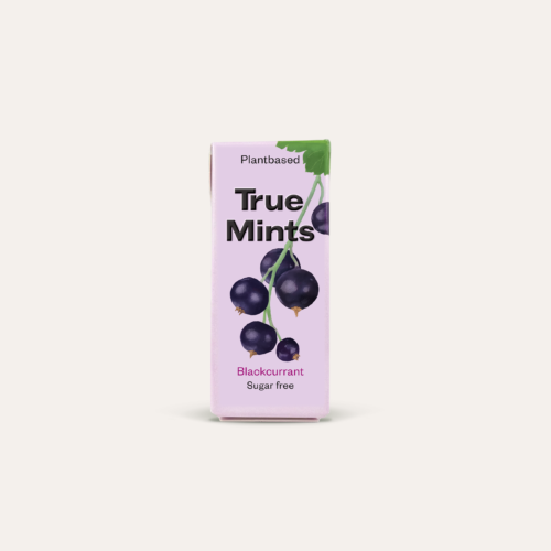true mints Blackcurrant