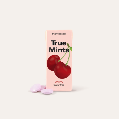 true mints cherry