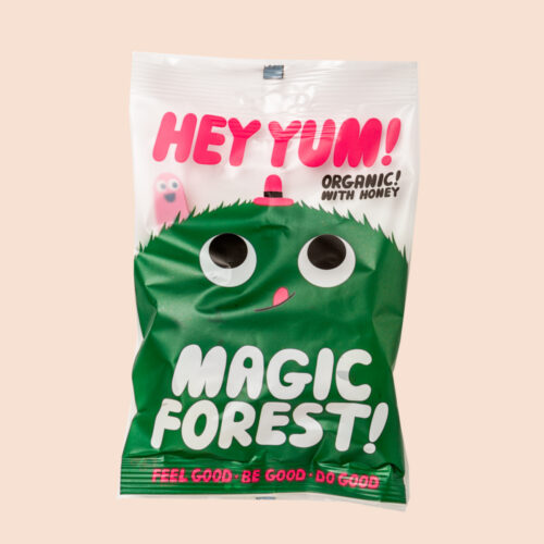 Hey Yum Magic Forest Wine gums
