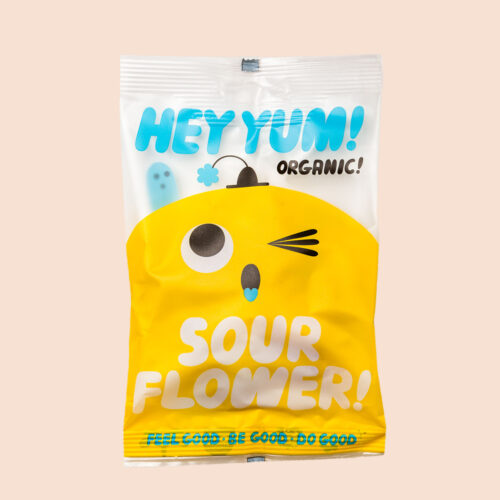 Hey yum sour flower