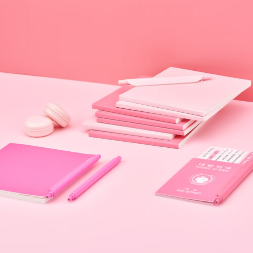 Clipen pink collection