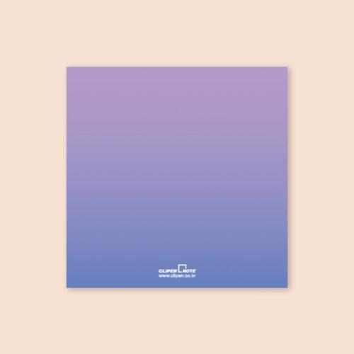 Clipen Clipnote Sea of Lavender