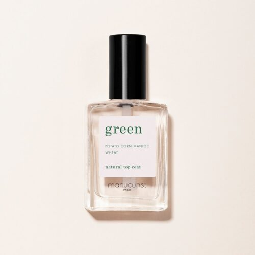 Green Manucurist Top Coat