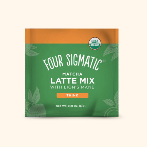 four sigmatic matcha latte