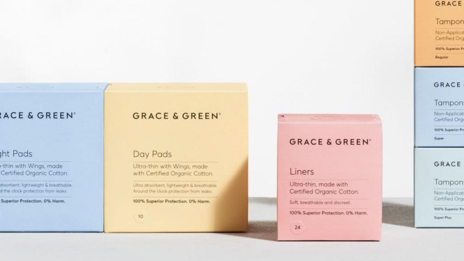 Grace & Green naturlig intimprodukter