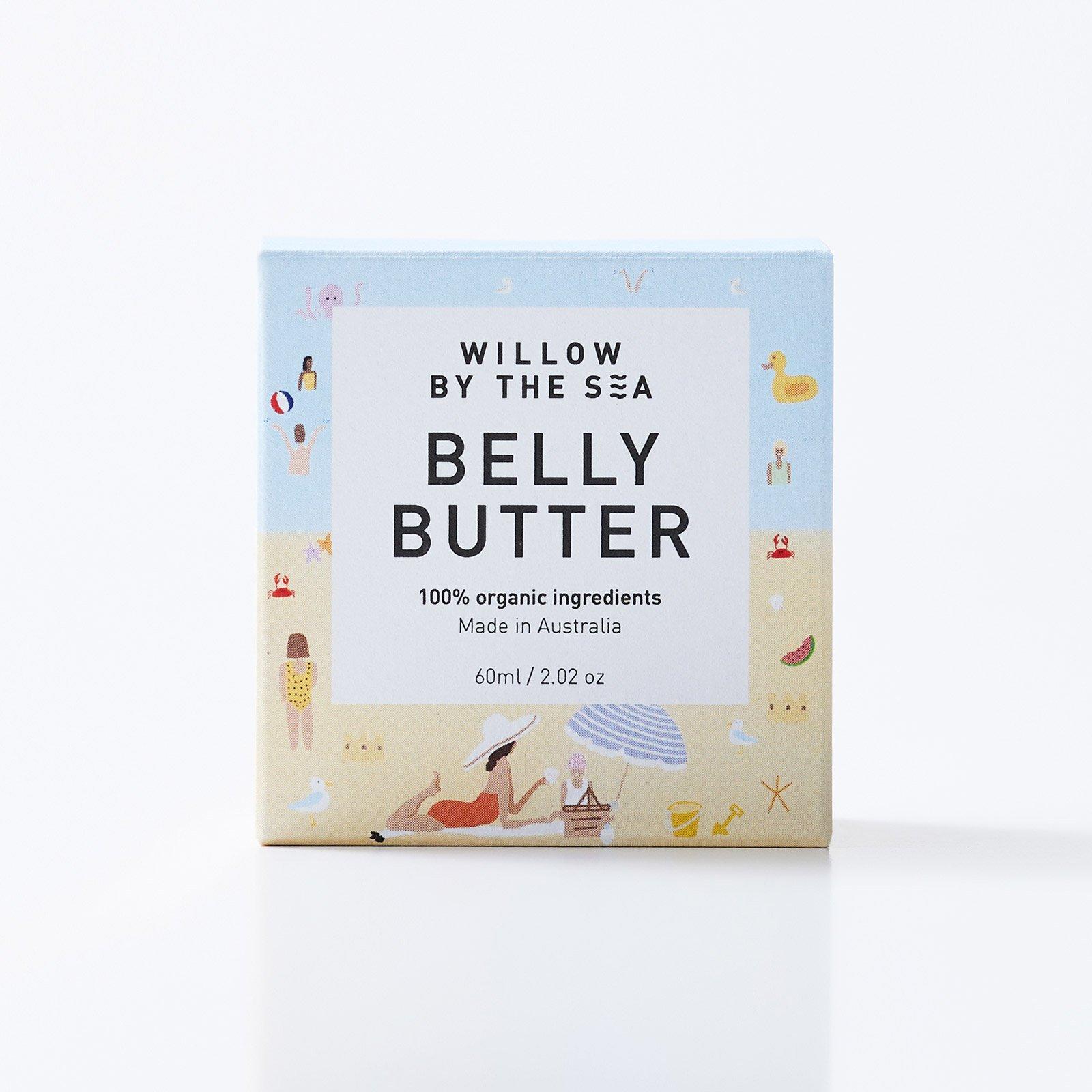 belly butter eske